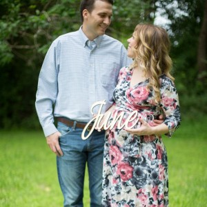 Maternity Photos: Cal, Sterling, & Baby June